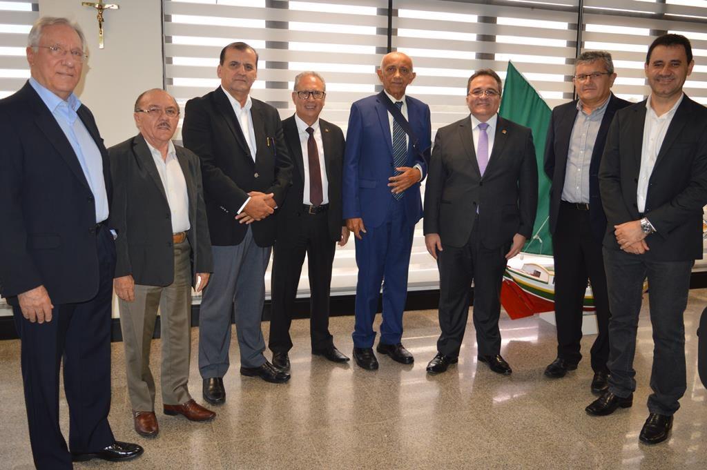Presidente do BNB participa de eventos com empresários maranhenses ...