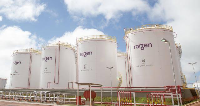 Terminal da Raizen em São Luís começa a receber combustíveis para distribuir no Norte e Nordeste   Maranhão Hoje