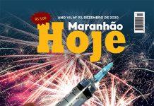 A revista Maranhão Hoje em sua edição de número 93