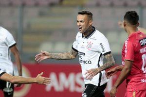 Corinthians vence em Lima e segue vivo na Copa Sul-Americana (Rodrigo Coca/Agência Corinthians)