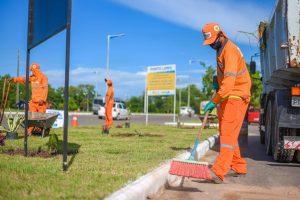 FOTO 8 - Prefeito Eduardo Braide entrega mais um Ponto Limpo para São Luís