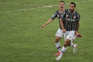 Fluminense e Santos mediram forças no Maracanã pelo Brasileirão Assaí (Thiago Ribeiro/AGIF)
