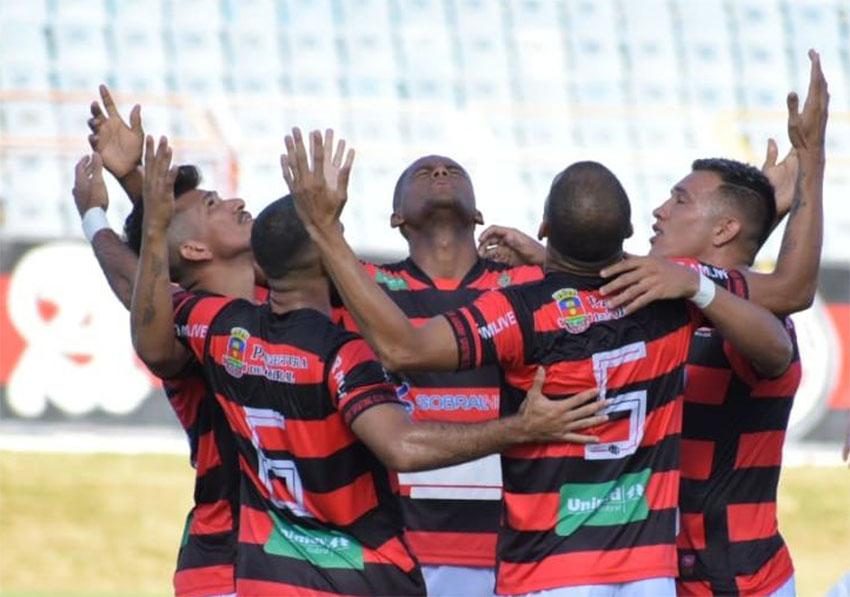 Pela Série D, Moto é goleado pelo Guarany de Sobral e Juventude perde para o Palmas